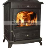 indoor antique wood burning stove, wood heater ,freestanding fire place,cast iron stove, non-boiler stove