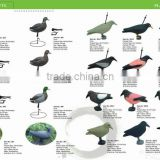 Page 11-12 2016 Wholesale new fashion product plastic bird decoy hunting with low price