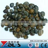 Stripe Natural Loose Pebble Stone For Flooing