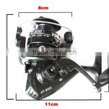 High Quality Sea/ Rock/ Lure / Lake Fishing 200 Type Wired Fishing Reel