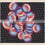 "15 Proud to be American Theme 1"" Precut Bottle Cap Images Sealed w Epoxy Sticker"