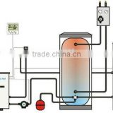 CE Air-Source Heat Pump Water Tank