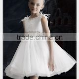 New Arrivals Girls Dresses With High-Grade White Diamond Bubble Girls Fashion Dress Girls Clothes NP-G-GD905-72