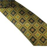 Hot Selling Silk Woven Necktie And Hanky Couple Set For Gentlemen Neckwear