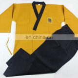 Wholesale martial arts uniforms taekwondo poomsae dobok