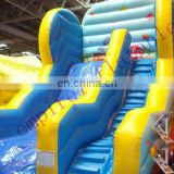 inflatable slides,commercial inflatable slide,moonwalk WS023