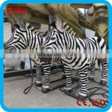 High simulation outdoor playground life size animal