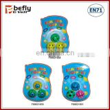 Kids rubber toy half ball
