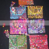 BIG SIZE EMBROIDED BANJARA CLUTCH PURSES