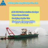 River Dredger with cutter head for hot sale