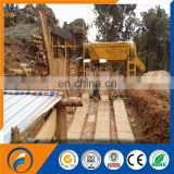 Qingzhou Dongfang Mobile Gold Trommel Screen