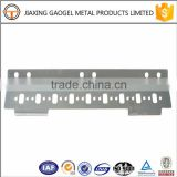 custom quality assurance zinc plated steel garage door fitting hardware stamping fabrication