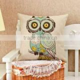hot sale custom printing decorative pillow cover with zipper                                                                         Quality Choice