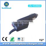Universal Usb Car Charger with Free Logo Print 2.0 car charger with one usb port for 5V 2A/9V 2A/12V 1.5A