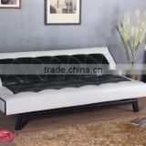 Metal leg Leather Home Sofa Bed Furniture China