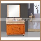 Promotion!!Factory Supplier Wall Hanging Wooden Bathroom Mirror Cabinet
