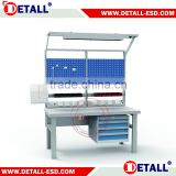 Detall Durable ESD work table with anti-static protection                                                                         Quality Choice