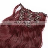 Wholesale malaysian virgin remy human hair extensions                                                                                                         Supplier's Choice
