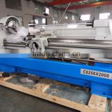Selling Hot !!! Precision Heavy Duty Lathe C6256 Universal Metal Lathe Turning Machine Horizontal Lathe in Low Price