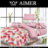 2014 HOT Sale 4pcs Bed Flat Sheet Duvet Cover Pillowcases Baby Kids Toy