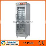Electric bread proofer all S/S bread proofer 11 trays bread oven proofer (SY-PF11M SUNRRY)                                                                         Quality Choice