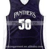 Cheap factory price basketball jersey and short for women