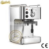 High quality italian commercial coffee machine, auto java coffee machine, coffee machine cabinet