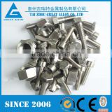 316 stainless steel hammer head screws m6