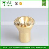 Hardware tools brass forged reducing nozzle-type liquid distributor