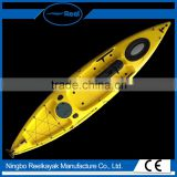 2016 wholesale sit on top ocean fishing kayak with pedals-eagle angler with CE certification