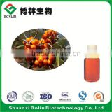 Bolin Supply Factory Price Sea Buckthorn Seed Oil in Bulk for Seabuckthorn Seed Soft Capsule