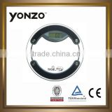 yonzo 150kg digital brass bathroom scale