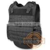 Ballistic Vest with quick release system Using 1000D Cordura or 1000D Nylon fabric Meets USA standard.
