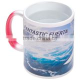 2016 Hot Sale Fashion Coffee Sublimation Mug Factory                                                                         Quality Choice