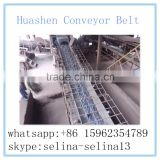 Abrasion resistant china made machinery system part factory price cement mining used EP 200 rubber conveyor belt for sale