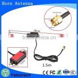 horn antenna 3500MHz SMA connector 3 Meters cable 5dbi antenna