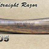 Wooden Straight Razor Scales for Restoring Vintage Blades