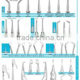 Root elevators Bein, Dental Extraction Instruments