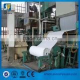 Automatic 2400 high speed tissue paper machine