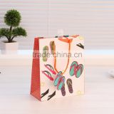 paper gift bags art bond lwc glitter paper lamination Tiny Wonderland Baby Boy Large Gift Bag