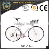 Aluminium alloy Frame Set Fixed Gear Bicycle Road Bike