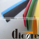 Thin wall heat shrink tubing Cross-linked Heat Shrinkable Polyolefin Zero Halogen Flame-retardant PE