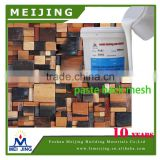 how to glue mosaic tiles to wood for pasting back mesh