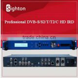 HD satellite tv channels decoder mpeg2/h.264