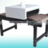 Screen printing IR conveyor drying machine,IR conveyor belt dryer,curing units
