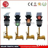 Solar traffic light temporary traffic light                                                                         Quality Choice