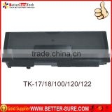 high quality for kyocera tk120 toner cartridge compatible cartridges from BetterSure Technology