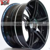 OEM forged widely used 2015 newest 3 piece racing alloy wheels                                                                         Quality Choice