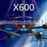 Chinese toy manufacturers wholesale X600 hexacopter drone helicopter x-drone with kamera