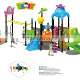 Play Structure Children Outdoor Roof Playground